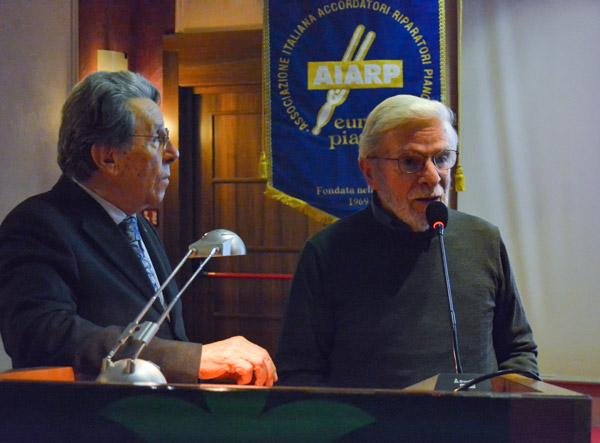 Antonio Monzino | Intervento all'Assemblea AIARP 2019