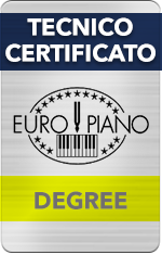 Tecnico Certificato EUROPIANO DEGREE