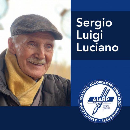 Sergio Luigi Luciano